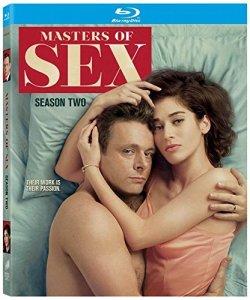 Masters of Sex Season Two Blu-ray