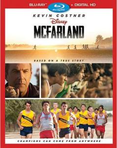 McFarland Blu-ray