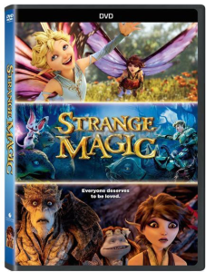 Strange Magic DVD