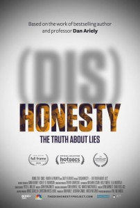 (Dis)Honesty Poster