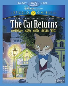The Cat Returns Blu-ray
