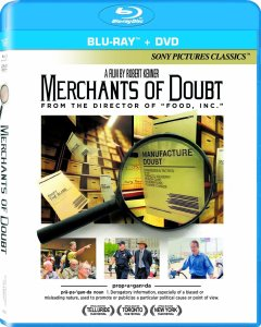 Merchants of Doubt Blu-ray