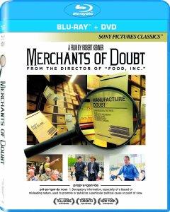 Merchants of Doubt Blu-ray