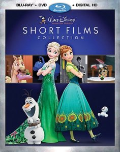 Disney Short Films Collection Blu-ray