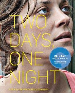 Two Days, One Night Blu-ray