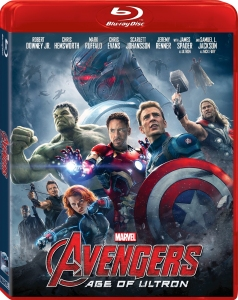 Age of Ultron Blu-ray