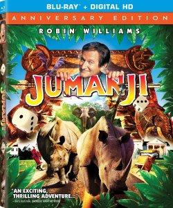 Jumanji Blu-ray