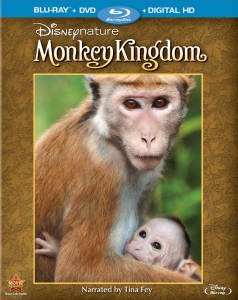 Monkey Kingdom Blu-ray
