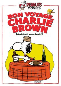 Bon Voyage, Charlie Brown DVD