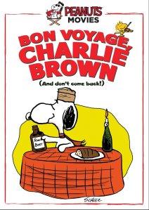 Bon Voyage, Charlie Brown DVD