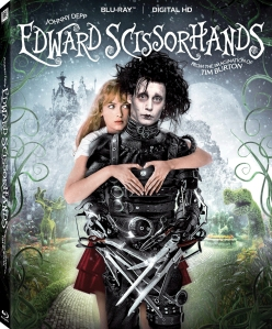 Edward Scissorhands Blu-ray