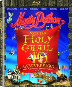 Monty Python and the Holy Grail Blu-ray