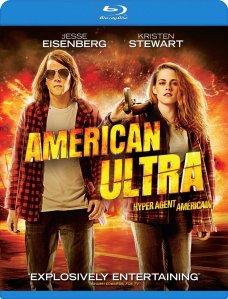 American Ultra Blu-ray