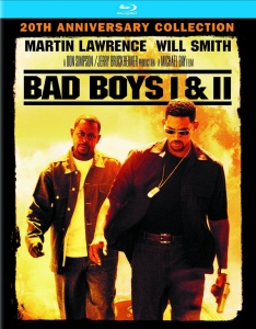 Bad Boys I & II Blu-ray