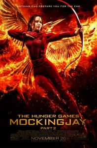 Mockingjay - Part 2 Poster