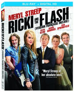 Ricki and the Flash Blu-ray