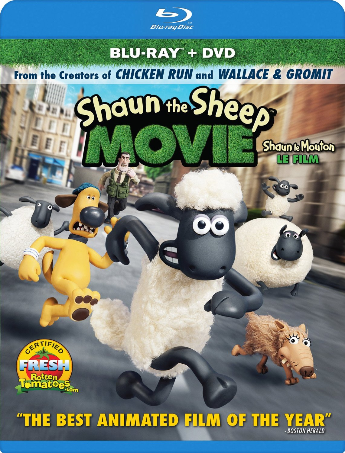 Blu Ray Release Shaun The Sheep Movie One Movie Our Views
