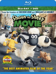 Shaun the Sheep Movie Blu-ray