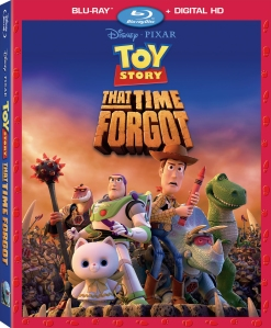 Toy Story That Time Forgot Blu-ray