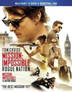 Rogue Nation Blu-ray