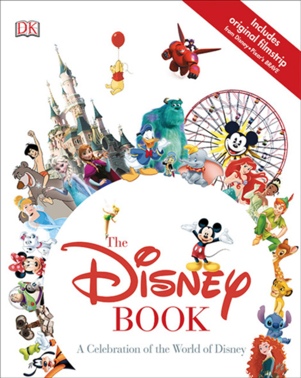Christmas Gift Ideas – Three books for the Disney fans on your list ...