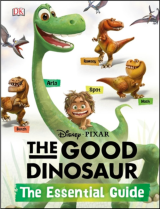 The Good Dinosaur The Essential Guide-Book Image-DK Publishing