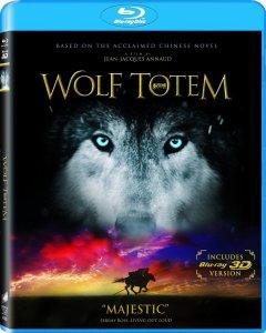 Wolf Totem Blu-ray