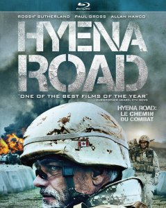 Hyena Road Blu-ray