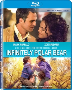 Infinitely Polar Bear Blu-ray