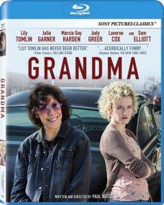 Grandma Blu-ray