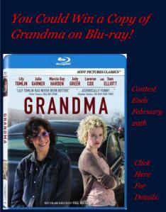 Grandma Giveaway