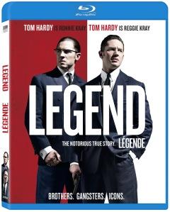 Legend Blu-ray