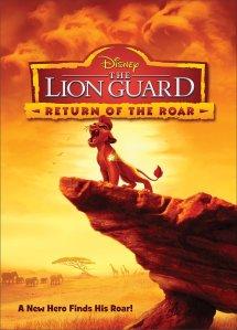 The Lion Guard DVD