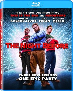 The Night Before Blu-ray