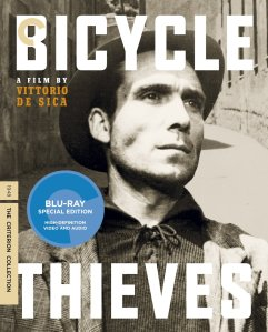 Bicycle Thieves Blu-ray