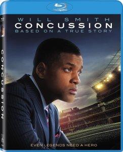 Concussion Blu-ray