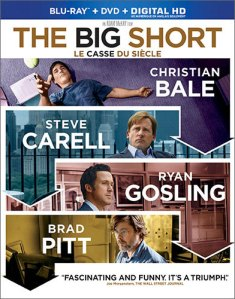 The Big Short Blu-ray