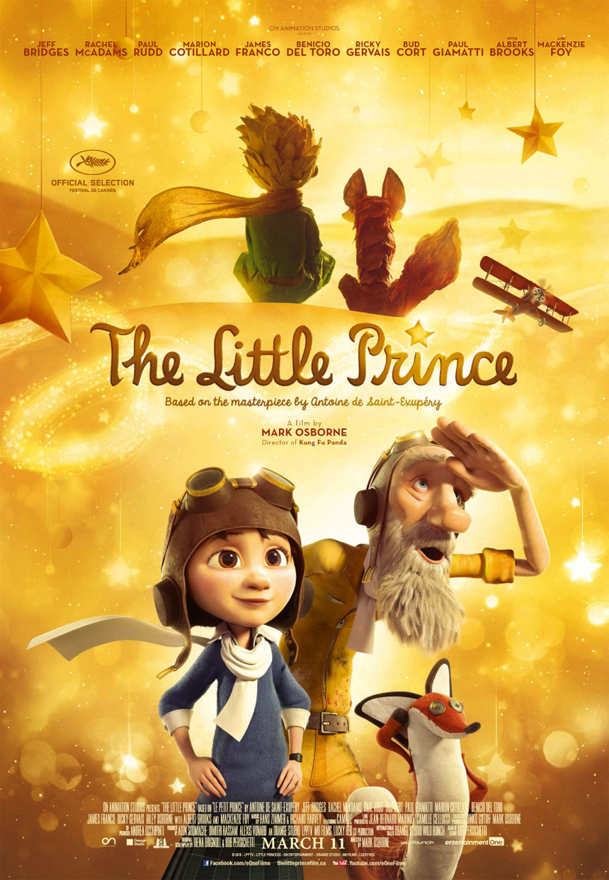 Review: The Little Prince | One Movie, Our Views