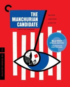 The Manchurian Candidate Blu-ray