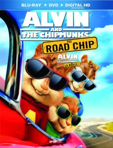 The Road Chip Blu-ray