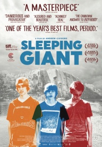 Sleeping Giant Poster