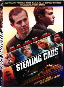 Stealing Cars DVD