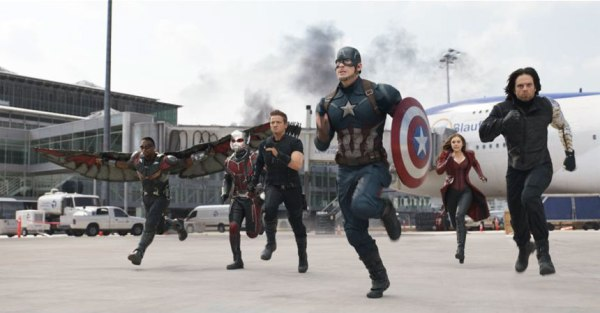 Captain America Civil War Picture 1
