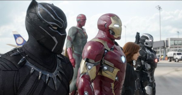Captain America Civil War Picture 2