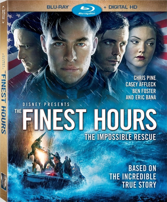 Blu-ray Release: The Finest Hours | One Movie, Our Views