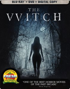 The Witch Steelbook
