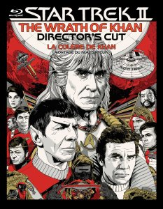 The Wrath of Khan Blu-ray