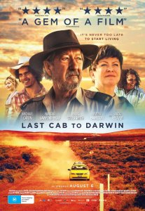 Last Cab to Darwin Poster