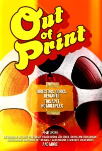 Out of Print Poster