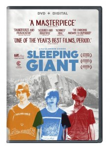 Sleeping Giant DVD